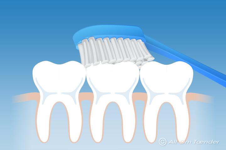 børste tænder før eller efter morgenmad